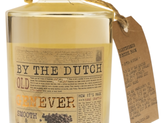 by the dutch old genever, Gin